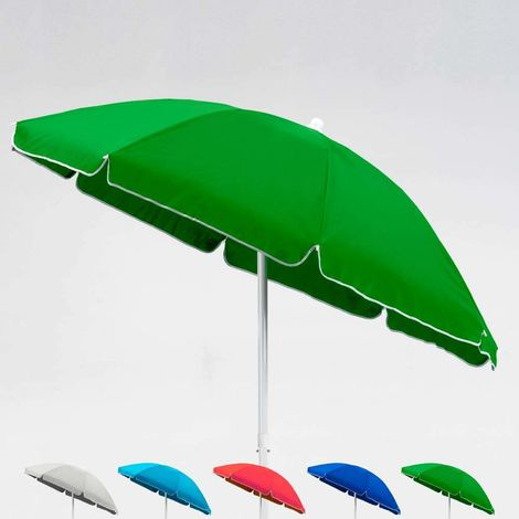 CAPRI 200cm Beach Umbrella With Tilt Mechanism
