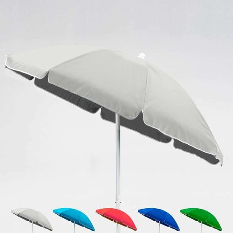 CAPRI 200cm Beach Umbrella With Tilt Mechanism