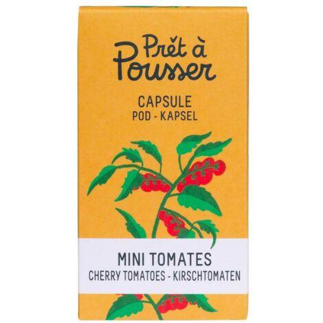 Cápsulas de Semillas Tomate Cherry Prêt à Pousser