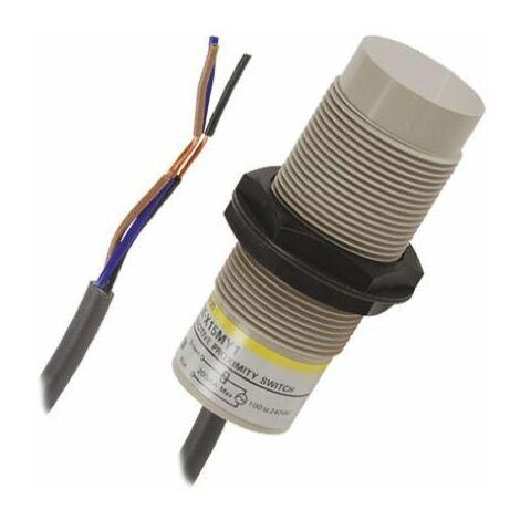 Capteur capacitif filetée Omron détecteur de Proximité M18 E2KX8MF1-1514740