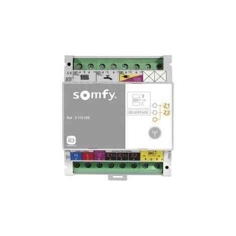 Capteur de consommation électrique à pinces Somfy
