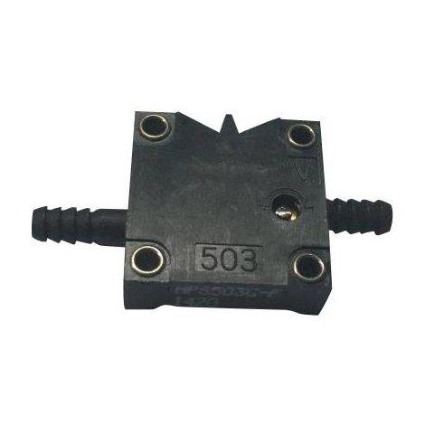 Capteur de pression Delta HPS-503/SERIE B 1.25 mbar à 5 mbar 1 NO (T) 1 pc(s)