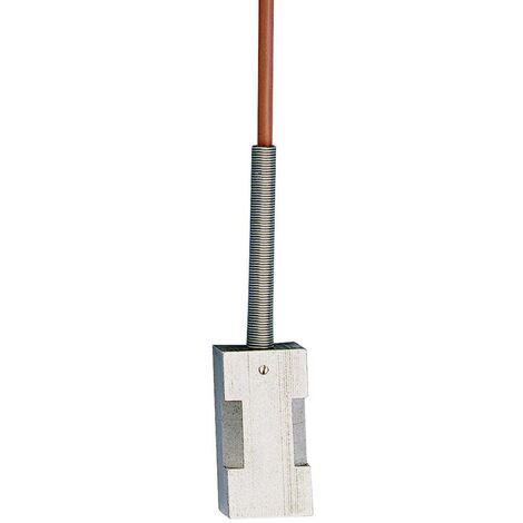 Capteur de température Jumo 00065531 Type de sonde Pt100 Gamme de mesure -50 à 180 °C Longueur du câble 2.5 m 1 pc(s)
