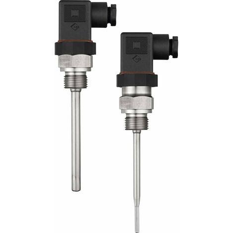 Capteur de température Jumo 902044/20-380-1003-1-8-50-104-26/000 Type de sonde Pt100 Gamme de mesure -50 à 200 °C Longueur du câble 50 mm 1 pc(s)