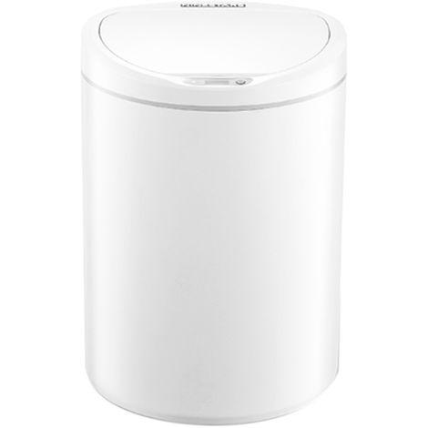 Capteur Intelligent Poubelle, Infrared Touchless, 10L, Blanc, Xiaomi
