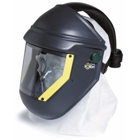 Capuces y Máscaras para Acoplar a Equipos de Aire Kolibrí (CompactAir)