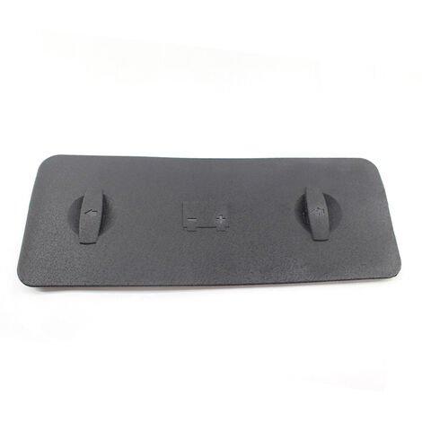 """main image of """"Car Battery Tray Cover Dustproof Protective cover Replacement For Audi A4 B6 B7 8E S4 01-08 8E1819422A 8E1 819 422A,model:Black"""""""