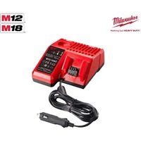 Car charger MILWAUKEE M12-18 AC 4932459205