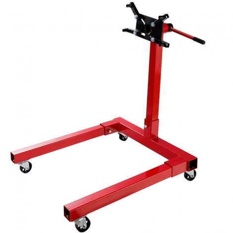 Car Engine Stand Gearbox Transmission Jack Heavy duty swivel head 1256 lb/570 kg 4 product ratings