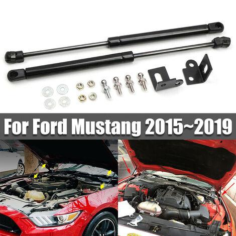 Car Front Hood Bonnet Gas Strut Hydraulic Rod Strut Bars Lifting Bracket For Ford Mustang 2015 2016 2018