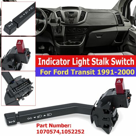 Car Indicator Stem Steering Wheel Column Combination Switch 1070574 1052252 For Ford Transit 1991 1992 1993 1994 1995-2000