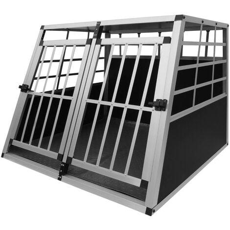"main image of ""Car Pet Crate - Large Double Doors"""