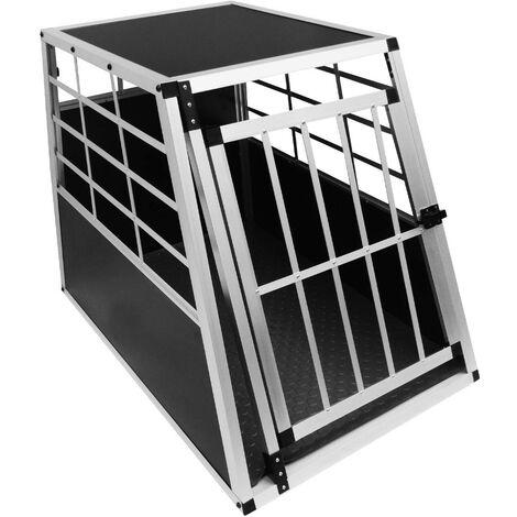 "main image of ""Car Pet Crate - Large Single Door"""