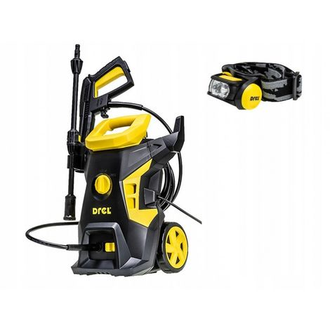Car pressure washer 70 bar 1.2 kw for free New