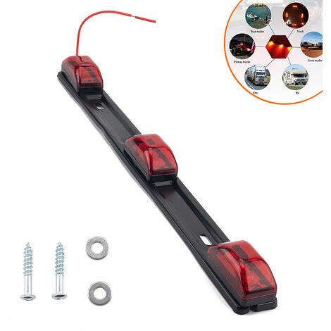 """main image of """"Car Rear Light, Rear Top Level Red LED Brake Light For Transporter"""""""