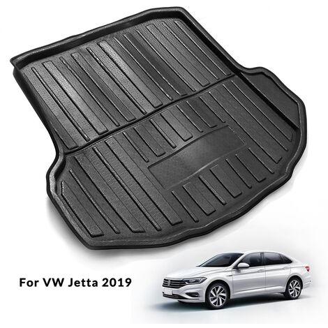 Car Rear Trunk Liner Cargo Floor Mats Tray Carpet Mat Protector For VW Jetta 2019