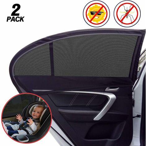 "main image of ""Car side window sunshade, car sun protection, children sun visor, car with UV protection"""