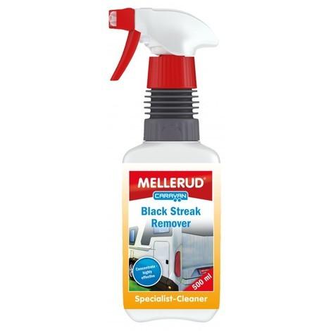 Caravan Black Streak Cleaner - Window Door Seal Black Marks Stains Motorhome Campervan