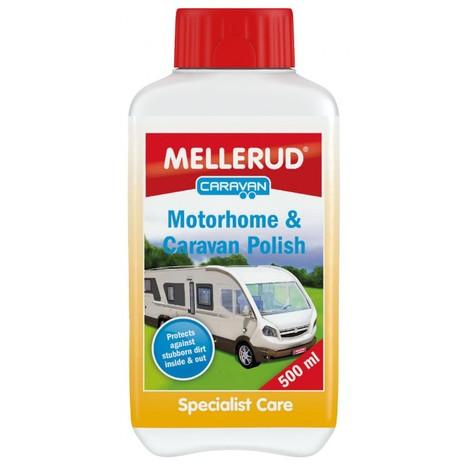 Caravan Polish - Protect and Clean Caravan and Motorhome