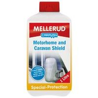 Caravan Protection Shield - protect Caravan Motorhome against Dirt Grime Stain Soil Muck