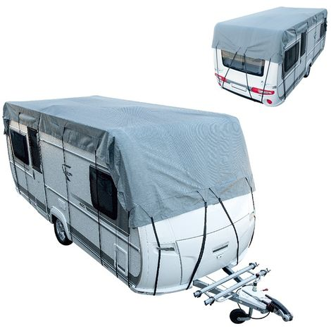 Caravane et camping-car bâche de protection de toit 5,0M 300cm