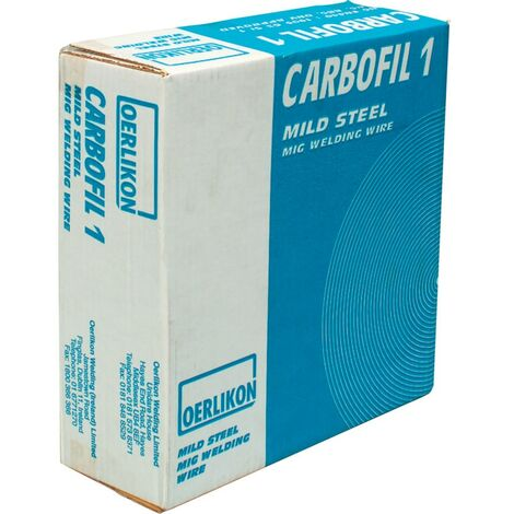 Carbofil 1 Mig Wire Reels (A18)