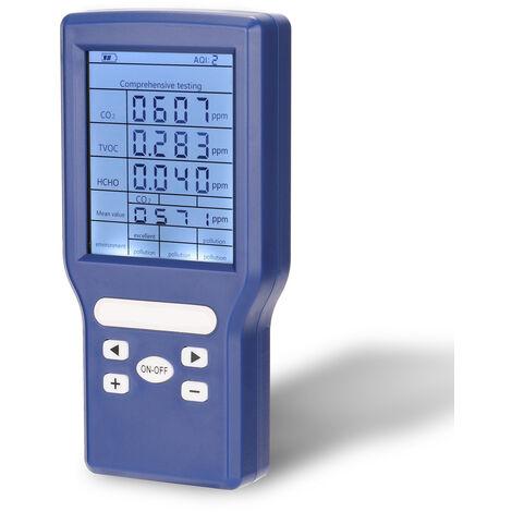 Carbon Dioxide Detector, Gas Analyzer