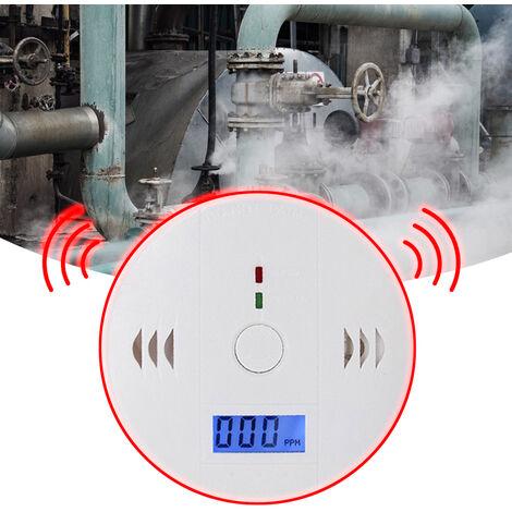 "main image of ""Carbon monoxide detector, wireless safety sensor, voice alarm"""