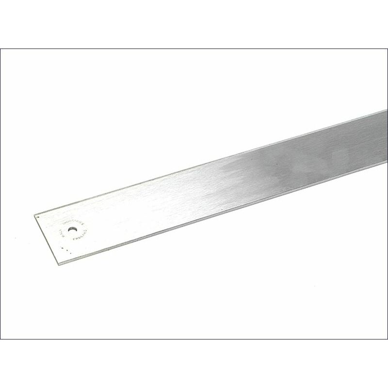 Maun - Carbon Steel Straight Edge 100cm (39.1/3in) MAU17001