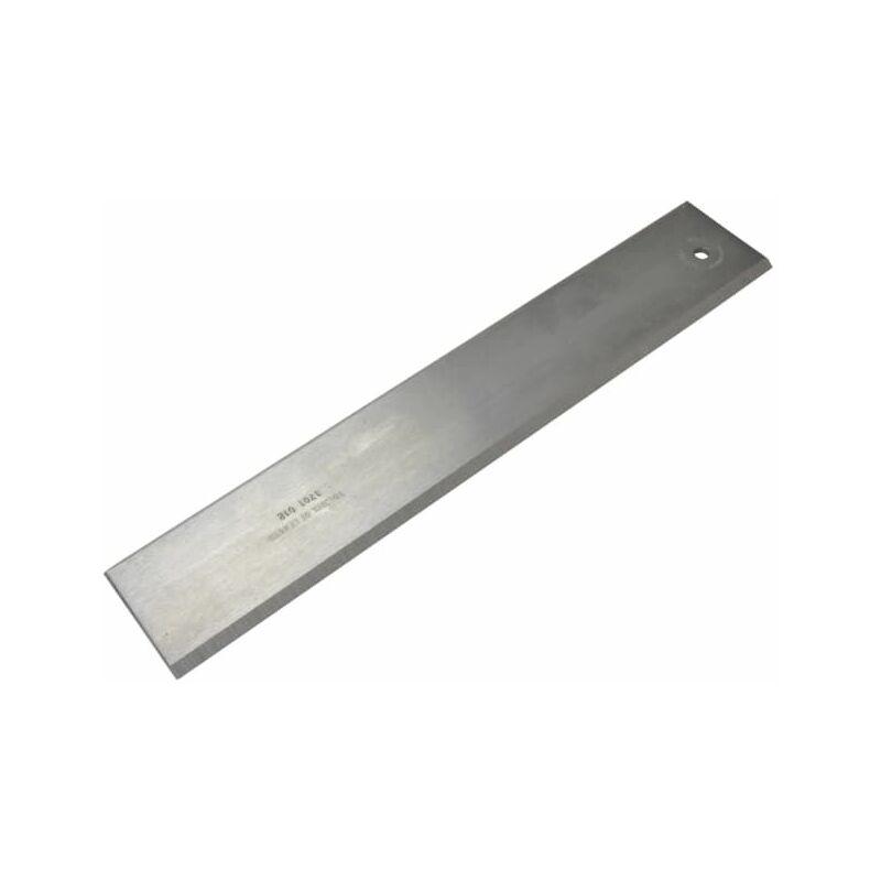 Maun - Carbon Steel Straight Edge 76cm (30in) MAU170130