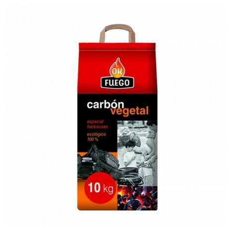 Carbon vegetal 10 kg