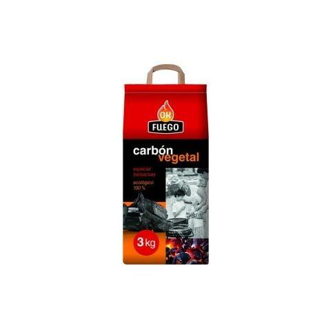 Carbon vegetal 3 kg