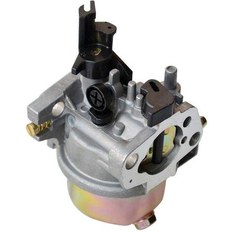 Carburador Carb apto para Honda GX120 GX160 GX168 GX200 5.5HP 6.5HP + Junta de tuberia de combustible EngineGenerator Motor cortacesped