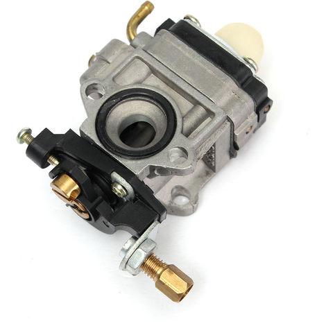 Carburador de 11 mm Carb Cortacésped Desbrozadora Motosierra 43 47 49CC