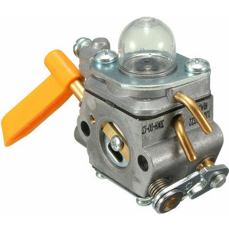 Carburador de carburador para recortadora y cortadora de cepillo Ryobi y Homelite de 26 cc y 30 cc C1U-H60 # 308054034 308054003 Sasicare