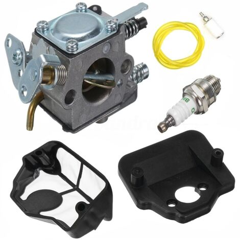 carburador kit para Husqvarna motosierra Zama 36 41136137141142 C1q W29E Mohoo