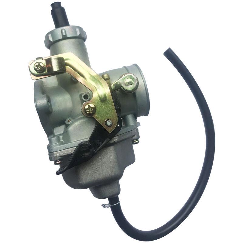 Carburador, PZ30 VM26 Carburador de carburador, apto para ATV Dirt Bike 150cc 160cc 200cc 250cc