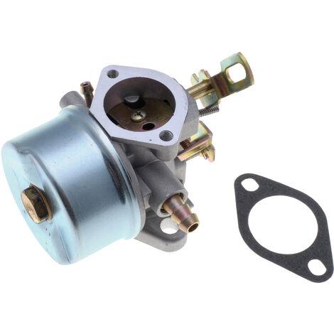 Carburateur adaptable moteur Tecumseh LH318SA, LH358SA, HMSK80 à HMSK110