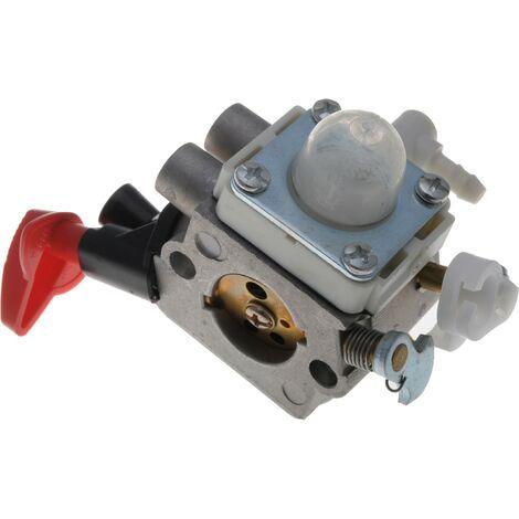 Carburateur adaptable pour Stihl FS40, FS50, FS56, FS70, HT56, HL56 et KM56