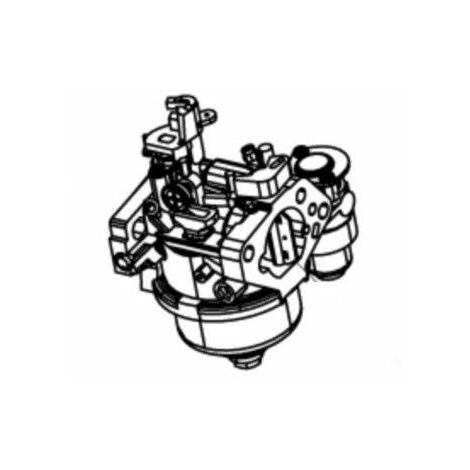 Carburateur moteur Kohler CH395