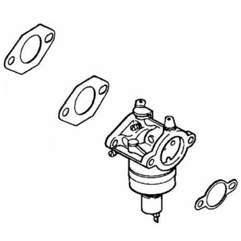 Carburateur moteur Kohler CV14