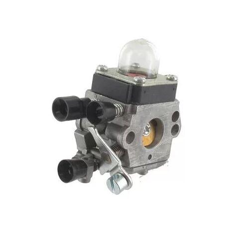 Carburateur pour débroussailleuse Stihl FS38, FS45, FS45EZ, FS46, FS55, HS45. Remplace origine ZAMA C1Q-S186.