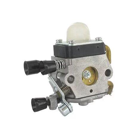 Carburateur pour débroussailleuse Stihl FS38, FS45, FS46, FS55, FS74, FS75, FS76, FS80, FS85. Remplace origine ZAMA C1Q-S56.