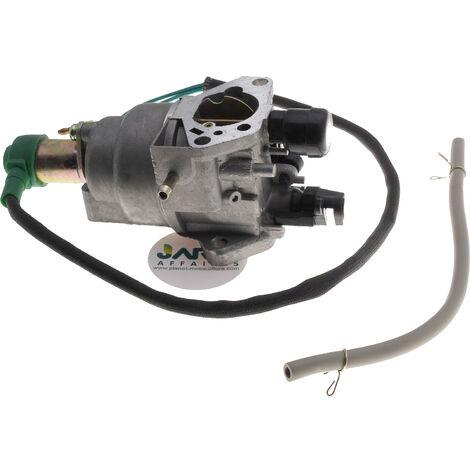 Carburateur pour GX240 et GX270 avec électrovanne et starter automatique