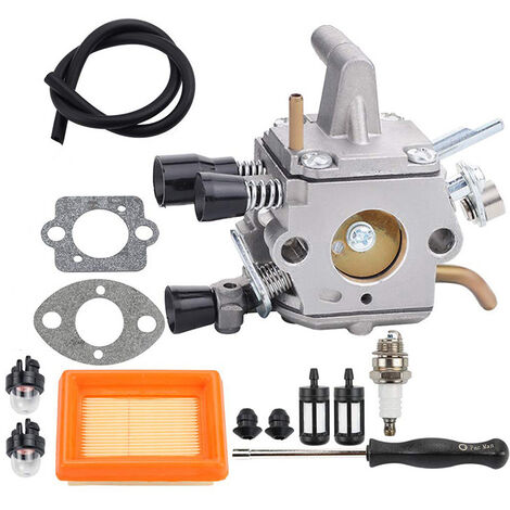 Carburateur Pour Stihl STIHL FS120 FS120R BT120 BT120C FS200 FS200R SP200 FS250 FS250R HT250 FT250 FS300 FS350 FR350 FR450 FR480 FR480C Pièces # 4134 120 0653 4134 120 0652