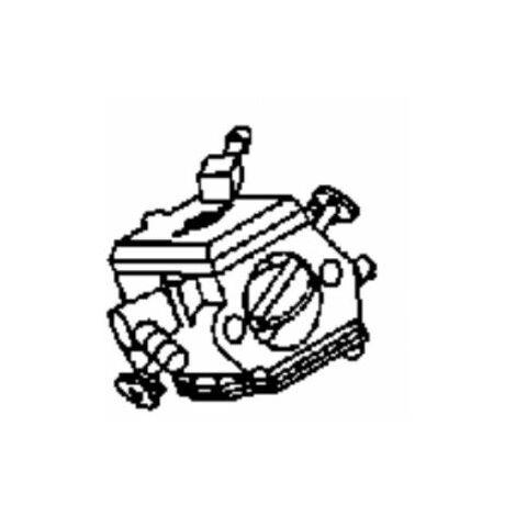 Carburateur tronçonneuse Echo
