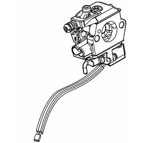 Carburateur Walbro WT-1216 tronçonneuse Echo