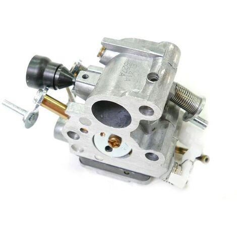 Carburateur Zama C1T-EL41 tronçonneuse Husqvarna et Mc Culloch