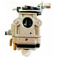 Carburatore Per Decespugliatore 2 Tempi 43Cc In Lega Alluminio Foro 15Mm