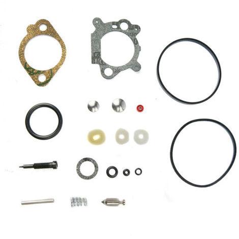 Carburettor Rebuild Repair Kit Fits Some Briggs Stratton Quantum & Max Engine